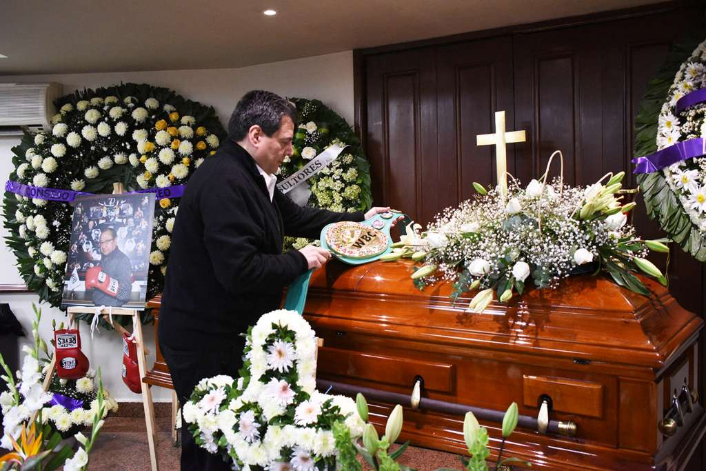 El empresario murió el miércoles a los 66 años en esta ciudad. FOTO: NOTIMEX