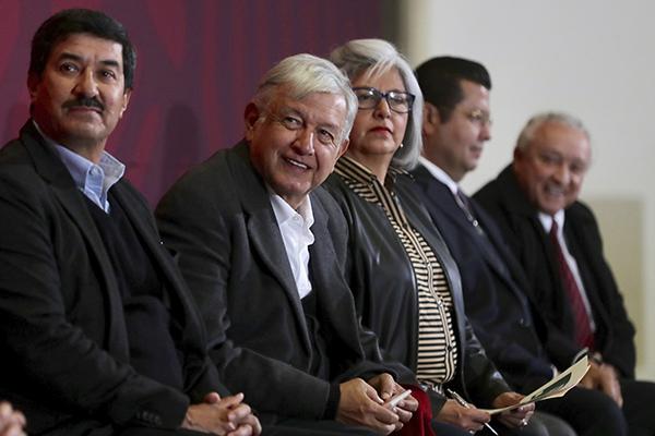 Afirmó que tendrá respeto al Gobernador panista Javier Corral. FOTO: NOTIMEX