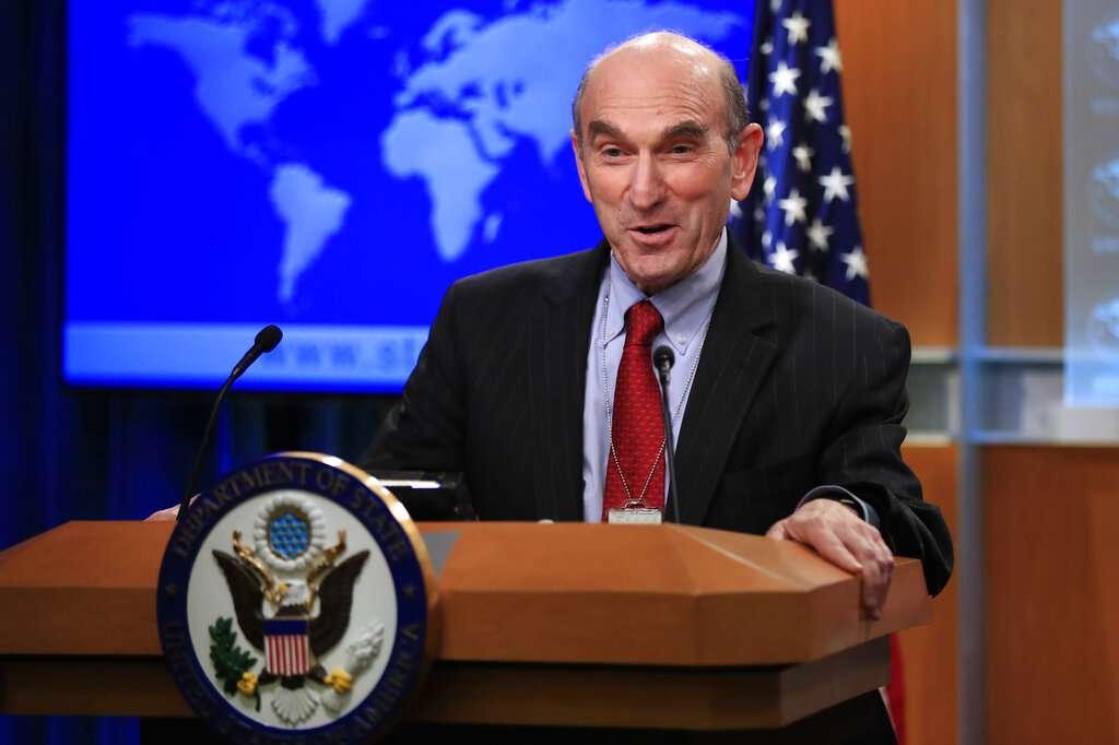 Abrams fueasesor adjunto de Seguridad Nacional en el gobierno del presidente George W. Bush . FOTO: AP
