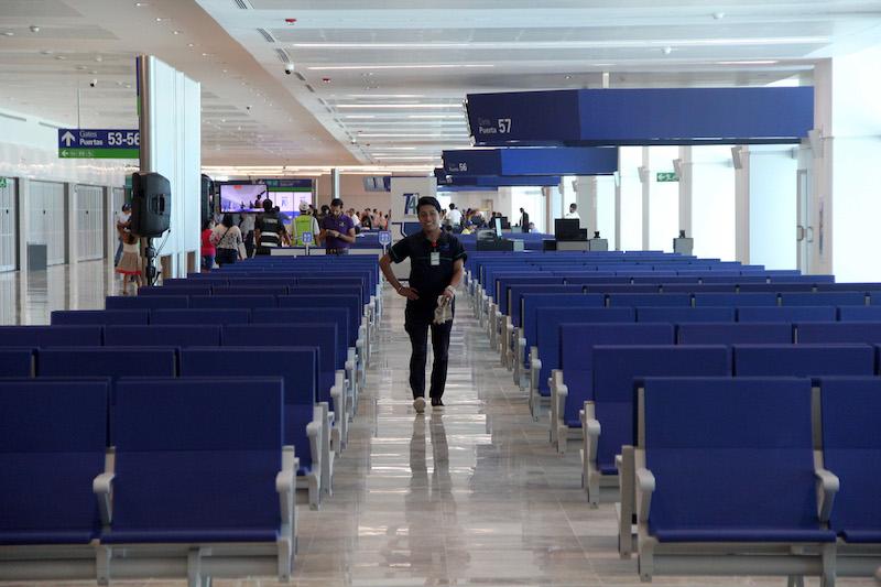 Cancún, Guadalajara, Monterrey y Tijuana son los más grandes aeropuertos después de la CDMX. Foto: CUARTOSCURO.COM