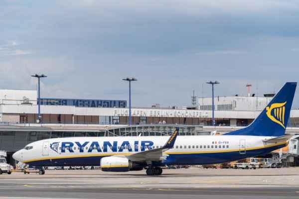 Huelga sindical en aeropuertos de Alemania afecta más de 600 vuelos