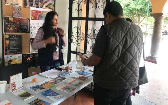 Durante las vacaciones de verano y fin de año, CAPTA abrió módulos de atención en los Pueblos Mágicos de Bernal y Tequisquiapan FOTO: @CAPTA_Qro