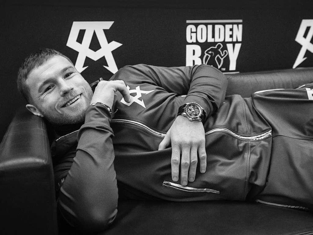La lista la lidera el boxeador Saúl Canelo Álvarez, quien apenas en noviembre recibió el Premio Nacional de Deportes  FOTO: Especial
