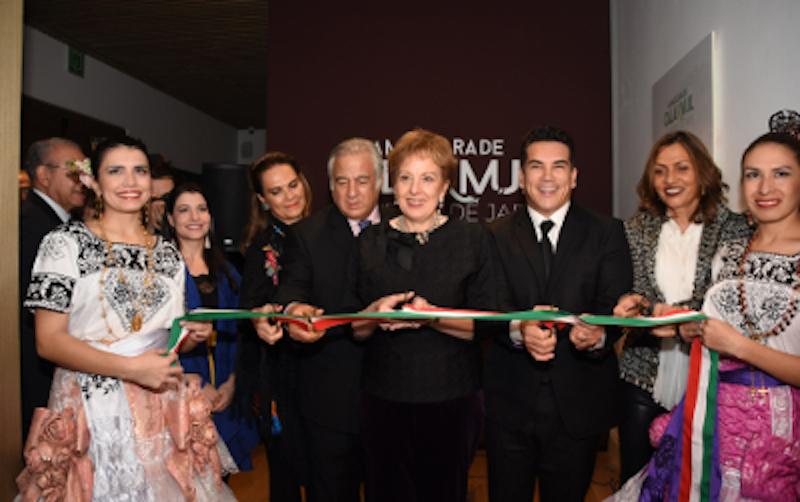 Fue inaugurada la Semana de Campeche en Casa de México en España. Foto: Especial