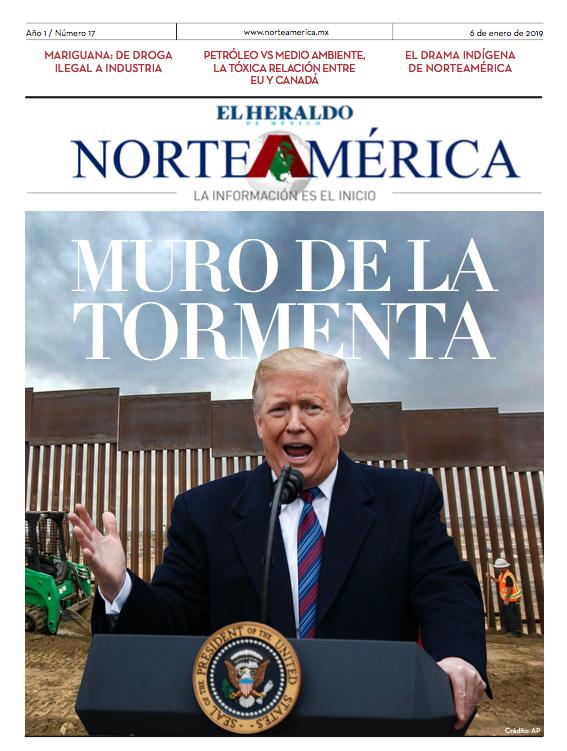 Edición Norteamérica 6 de enero