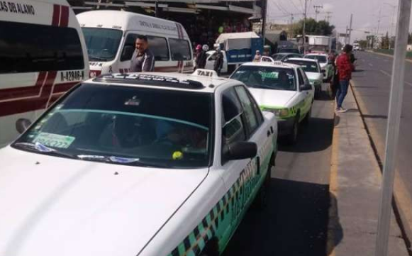 Transportistas sufren de desabasto de gasolina desde el pasado 5 de enero