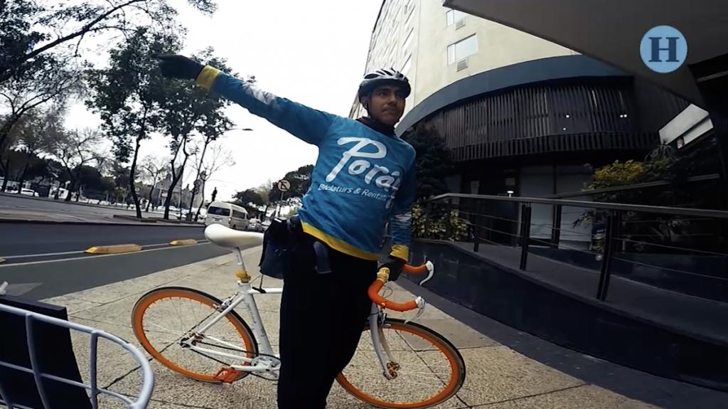 #YoTeCuido, una iniciativa para nuevos ciclistas