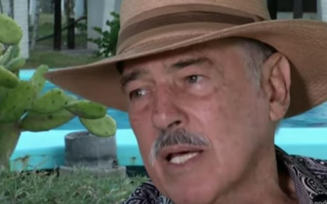 Según García, no tiene duda que Luisito Rey asesinó a Basteri, quien desapareció desde 1986