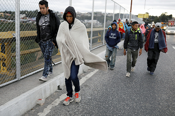 Caravana_Migrante_Frontera