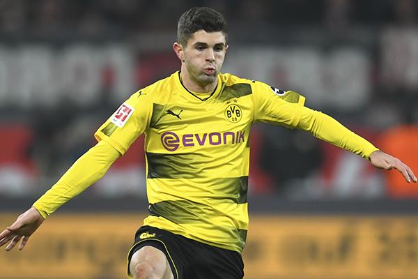 El joven jugador de 20 años terminará la temporada en Alemania. FOTO: AFP