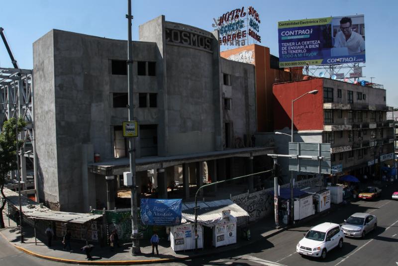 Víctor Hugo Romo, alcalde de Miguel Hidalgo, informó se reunió con el secretario de Cultura de la Ciudad de México, José Alfonso Suárez del Real, para coordinar los trabajos