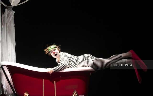 PERSONAJE. Pimpolina fue influenciado por el trabajo de Giulietta Masina en La Strada, de Fellini, en el interpretó a la pequeña Gelsomina. Foto: Cortesía