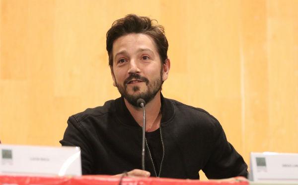"""El actor presentó su documental """"Hasta los dientes"""" ante legisladores y luego moderó una mesa de opinión Foto: Cuartoscuro"""