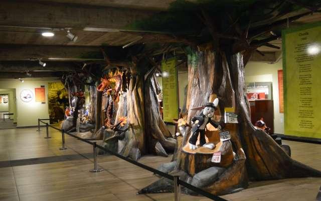OFERTA CULTURAL. El museo abrió sus puertas el 12 de mayo de 2017. Foto: FRIDA VALENCIA