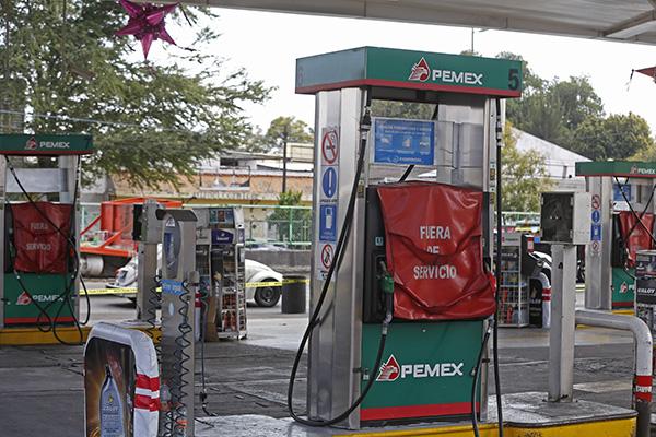 Medidas tomadas por el Gobierno Federal contra el combate al robo de combustible a Petróleos Mexicanos (PEMEX), ha causado en algunas entidades del país exista desabasto de gasolina. FOTO: CUARTOSCURO