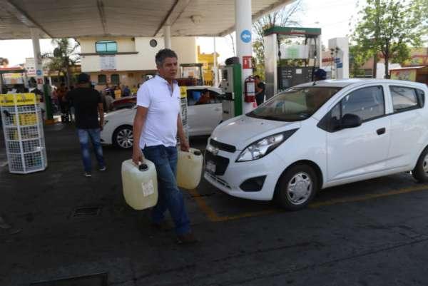 Hasta ahora las gasolineras cuentan con combustible Premium