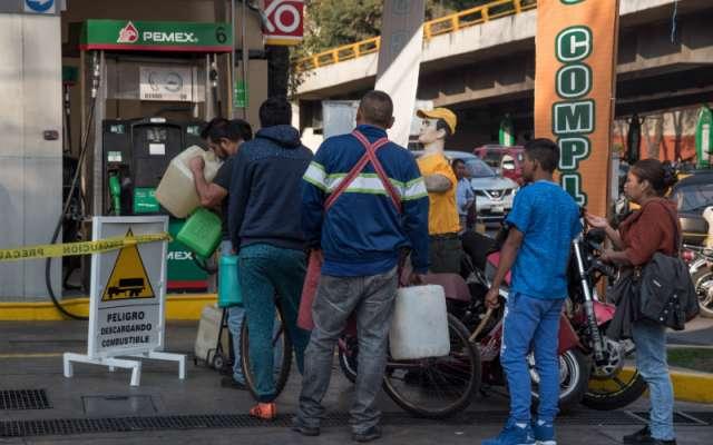 Pemex reiteró que la demanda en los estados afectados está garantizada
