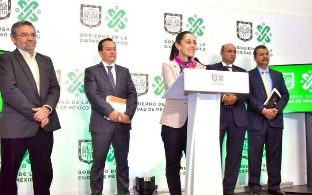 El titular del Sistema de Aguas de la Ciudad de México, Rafael Carmona, confirmó que no han recibido ningún aviso de la Comisión Nacional del Agua sobre alguna contingencia