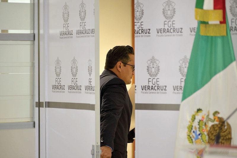 Jorge Winckler ha repetido que no dejará su puesto porque no es un delincuente.  FOTO: ALBERTO ROA /CUARTOSCURO.COM