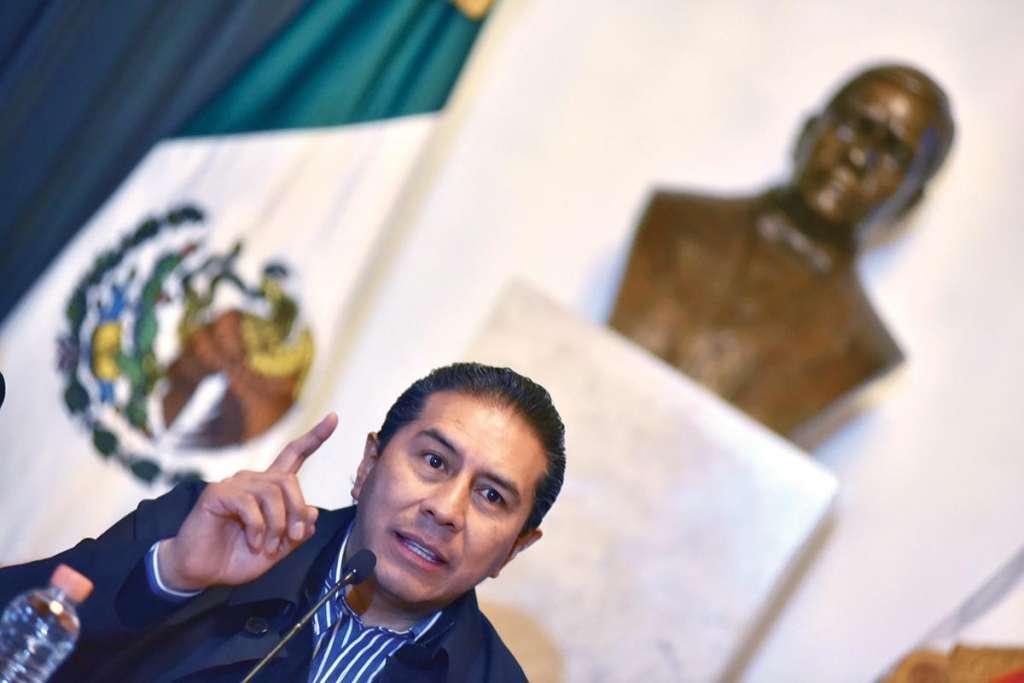 El alcalde Juan Rodolfo Sánchez dijo que los datos permitirán diseñar la estrategia. Foto: CUARTOSCURO.COM