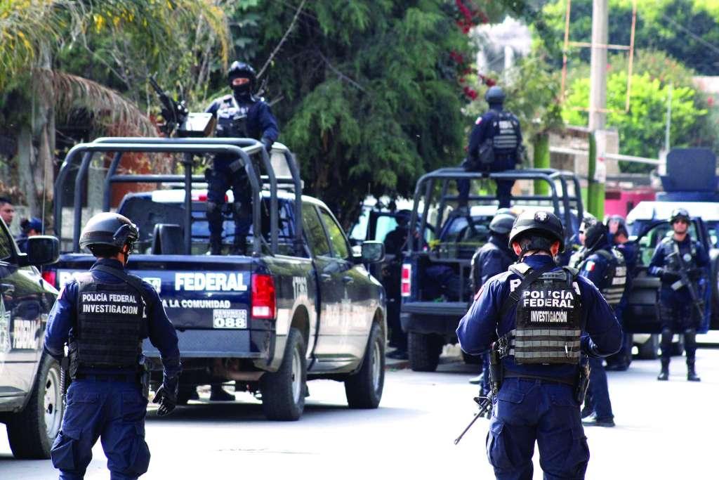 Diversos operativos contra el huachicol ha desplegado la PF. FOTO: ENFOQUE