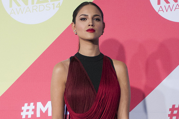 La actriz mostró su coraje por las críticas hacia otros mexicanos. FOTO: CUARTOSCURO