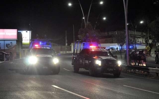 La Policía Estatal acudió a petición de habitantes del poblado Santa Clara de Durango. FOTO: ARCHIVO/CUARTOSCURO