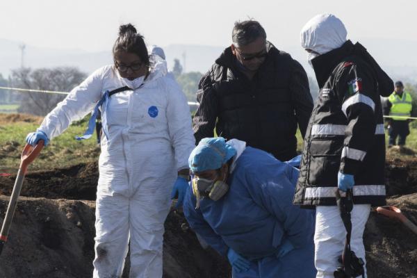 El pasado 18 de enero fue cuando ocurrió la explosión. FOTO: Cuartoscuro