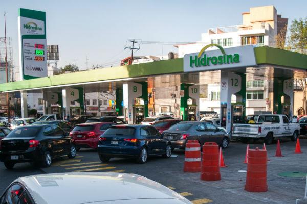 La cadena Hidrosina posee alrededor de 200 estaciones en el país