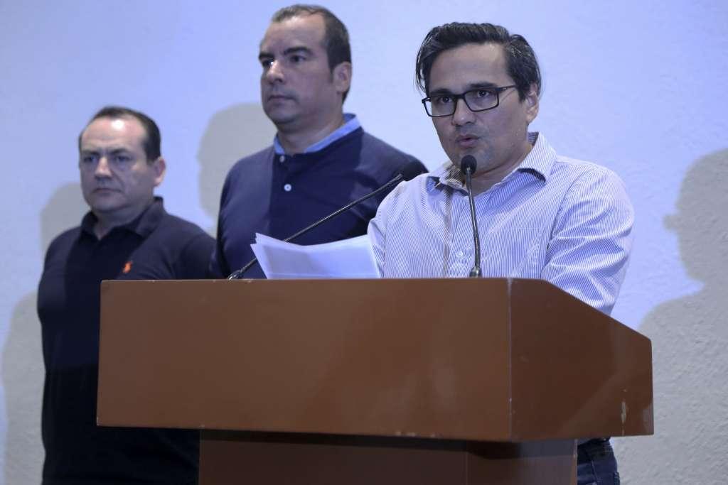 En la imagen, Jorge Winckler Ortiz FOTO: ARCHIVO/ CUARTOSCURO