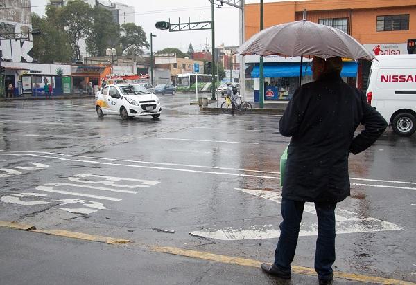 Las autoridades capitalinas piden a la población tomar las medidas pertinentes. Foto: Cuartoscuro