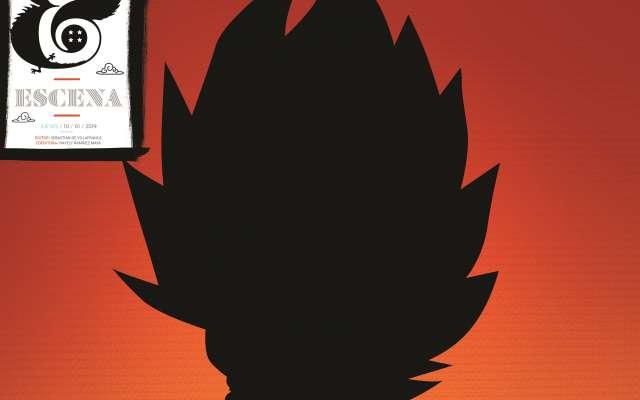 En la película se verá la razón por la que Goku llegó a la Tierra lo cual revela una de las aficiones de su creador.  ILUSTRACIÓN: ALLAN G. RAMÍREZ