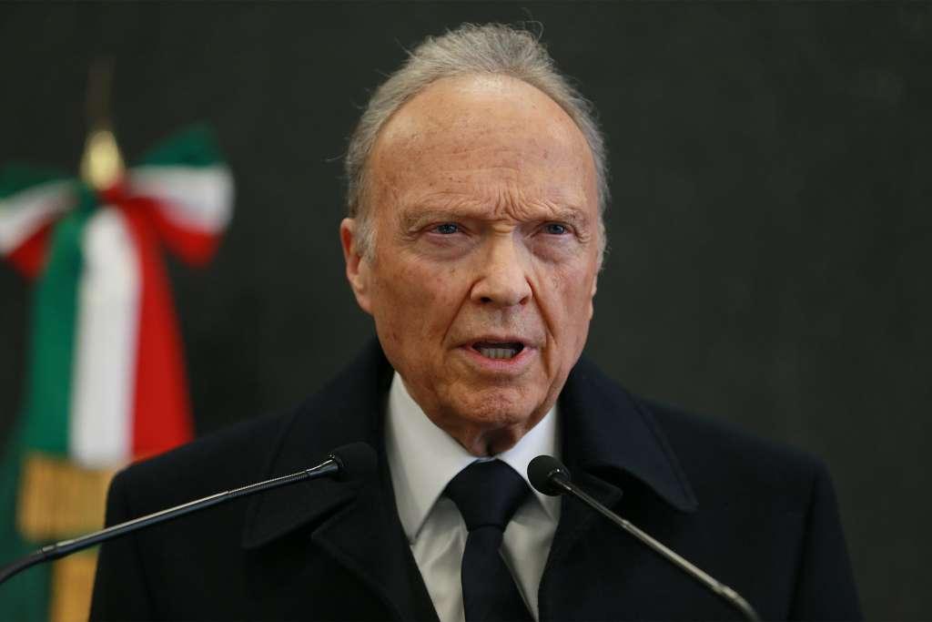 Alejandro Getz Manero, Fiscal General de la República. FOTO: ARCHIVO/ CUARTOSCURO