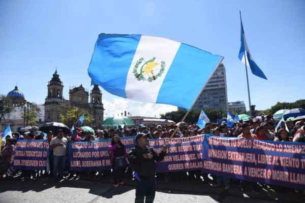 Los bloqueos comenzaron por la mañana en los departamentos de Alta Verapaz, Quiché, Quetzaltenango, Totonicapán, Chiquimula y Petén. Foto: Archivo | Cuartoscuro