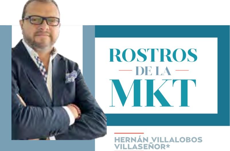 Rostros de la MKT: Hernán Villalobos Villaseñor