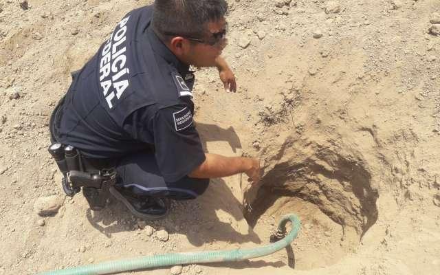 Autoridades detallan que el combate al huachicol es prioridad. FOTO:ARCHIVO/ CUARTOSCURO