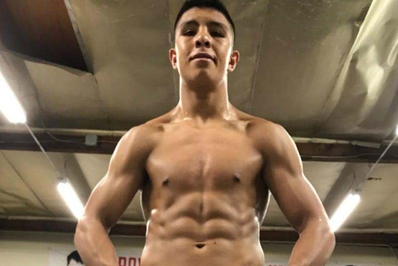 Jaime Munguía pertenece a Promociones Zanfer de Fernando Beltrán desde mayo del año pasado cuando se proclamó campeón superwelter