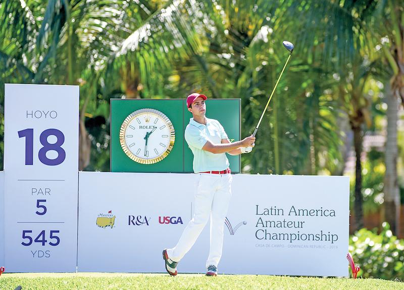 México cuenta con dos torneos profesionales del PGA Tour (Mayakoba Golf Classic y el WGC Mexico Championship) FOTO: Enrique Berardi/LAAC)