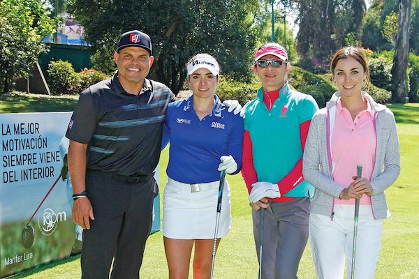 El golf mexicano femenil sabe que está en buenas manos FOTO: Especial