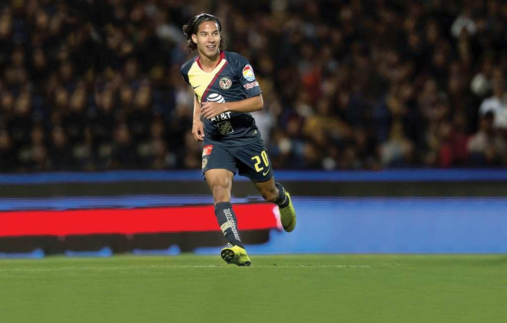 Las Águilas conservarán 20 por ciento de los derechos del atacante, para una futura venta del futbolista. Foto: MEXSPORT