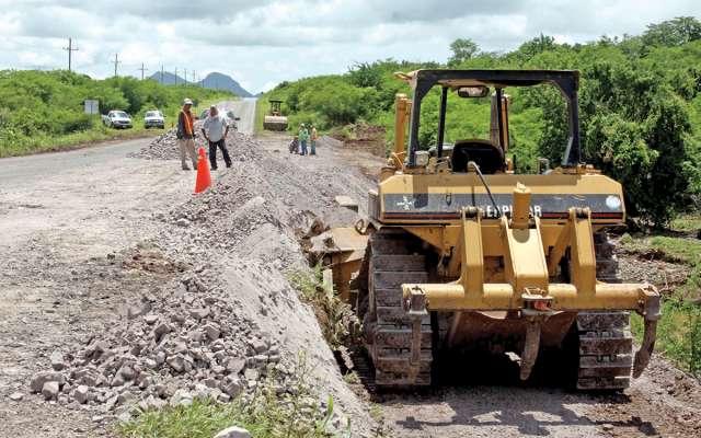 La SCT transmitirá en vivo el proceso de licitación de conservación carretera.