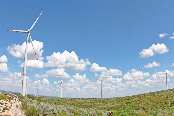 La firma se ha anticipado a la transición energética para enfrentar el cambio climático. Foto: Cuartoscuro