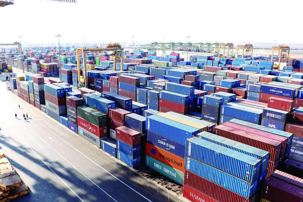 IMPORTANCIA. El comercio de México con Estados Unidos creció seis veces. Foto:  REUTERS