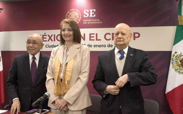 Luz María de la Mora, subsecretaria de Comercio Exterior de la Secretaría de Economía. Foto: Cuartoscuro