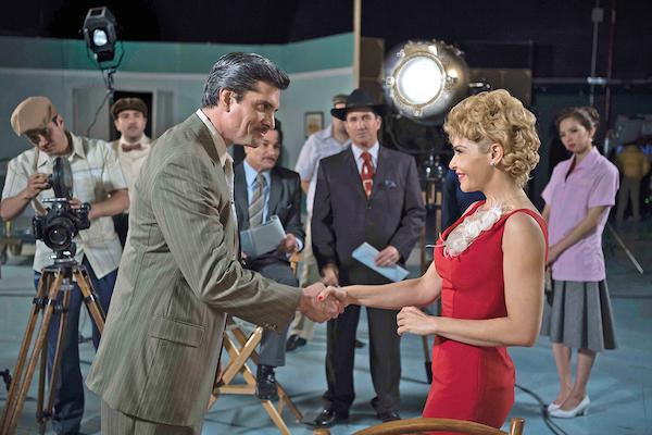VISIÓN. Escena de una de las nuevas producciones para el mercado de México, EU y Sudamérica. Foto: Notimex