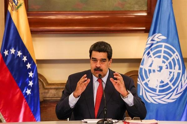 Nicolás Maduro asumió el pasado 10 de enero su segundo mandato. Foto: EFE