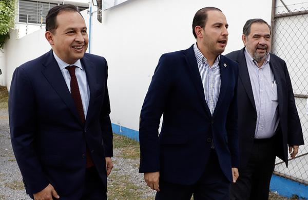 Rodríguez Almeida, quien actualmente funge como encargado de despacho del gobierno estatal, no milita en ningún partido político. FOTO: CUARTOSCURO