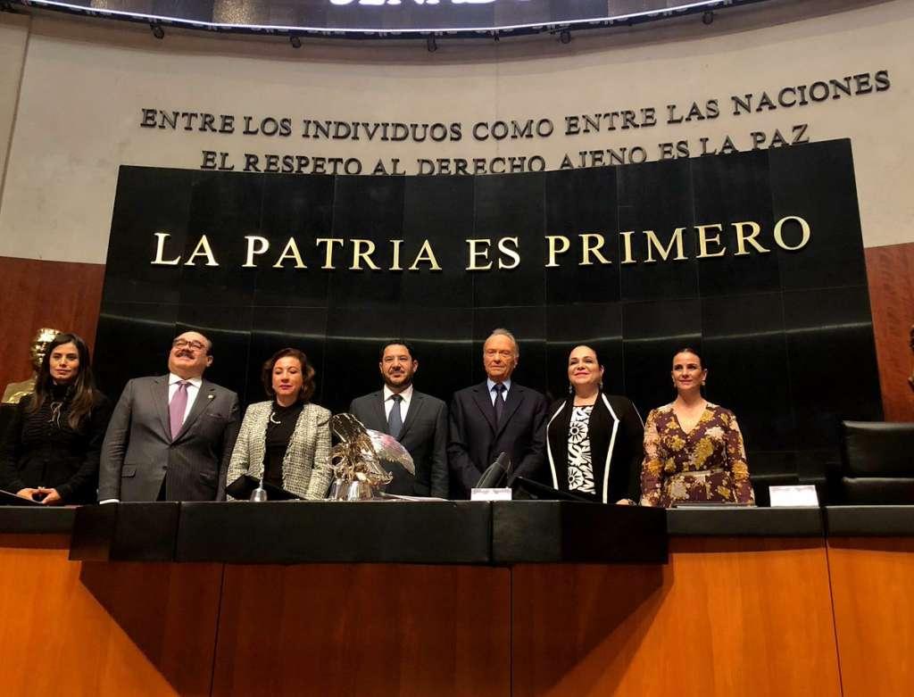 """De acuerdo con el presidente de la comisión, el morenista Eduardo Ramírez, hay """"celeridad"""" por parte de la bancada de Morena por aprobar el dictamen"""
