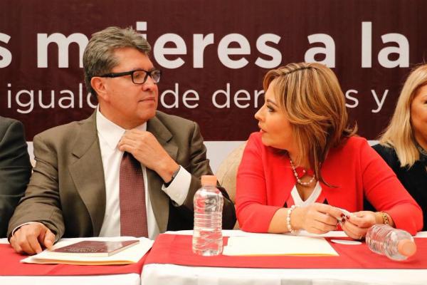 Monreal Ávila detalló cuales serán algunas de las prioridades legislativas en el Senado