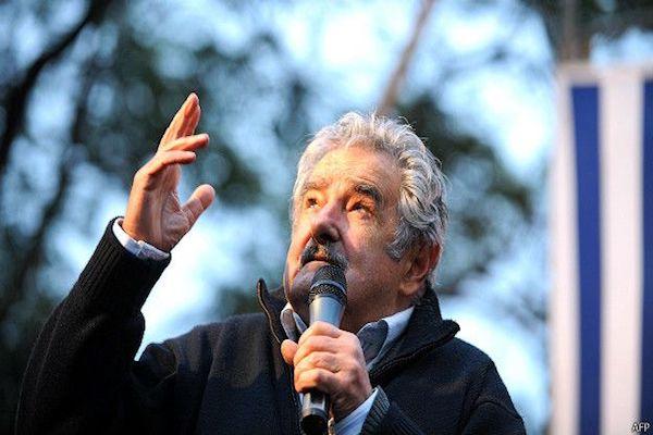 El ex presidente José Mujica, dijo que a esas elecciones